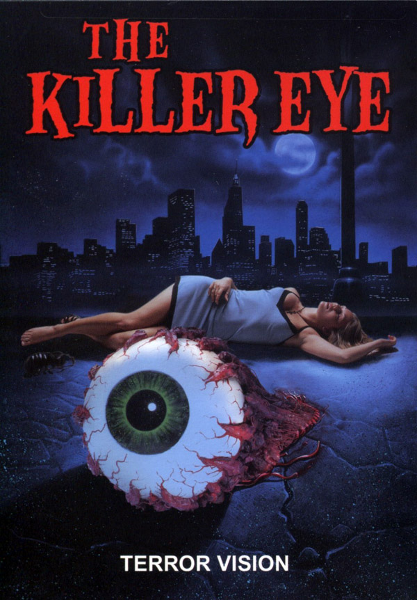 Unknown poster from the movie The Killer Eye