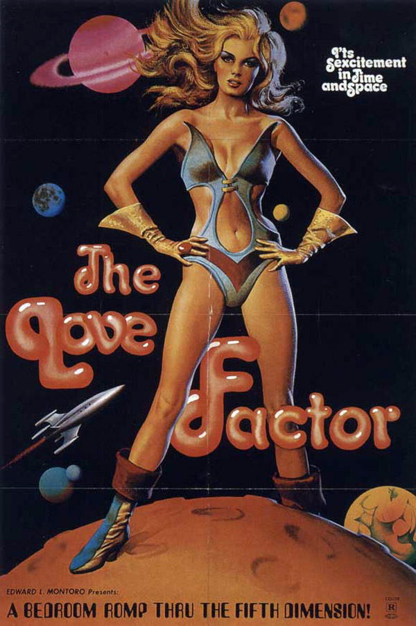 Us poster from the movie The Love Factor (Zeta One)