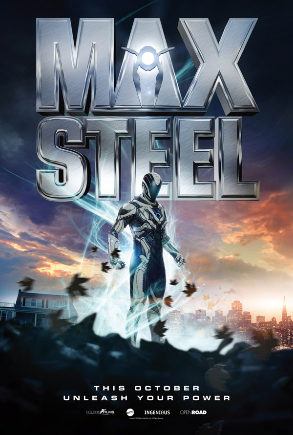 Us poster from the movie Max Steel