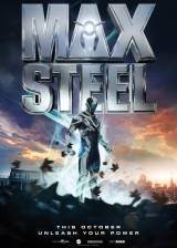Movie poster from Max Steel, in theaters on October 14, 2016