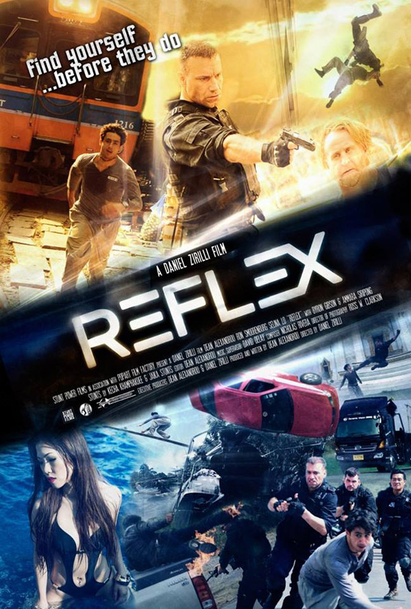Us poster from the movie Reflex