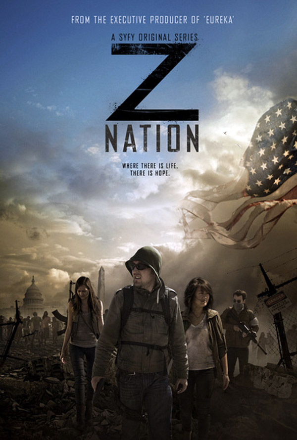 Us poster from the series Z Nation