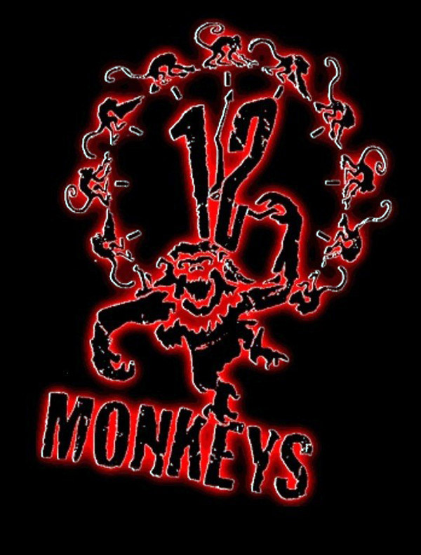 International poster from the series 12 Monkeys