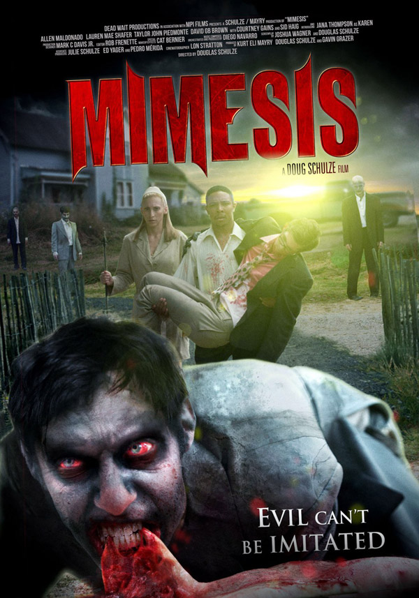 Unknown poster from the movie Mimesis