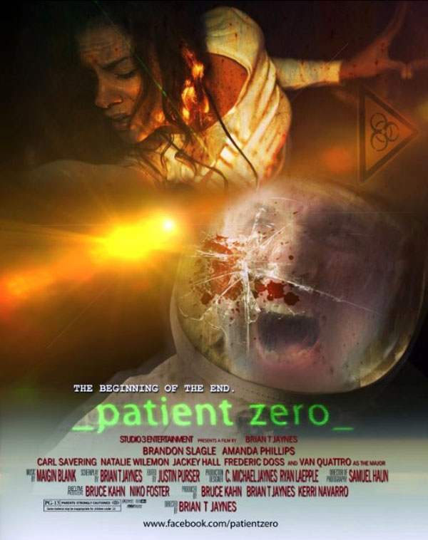Us poster from the movie Patient Zero
