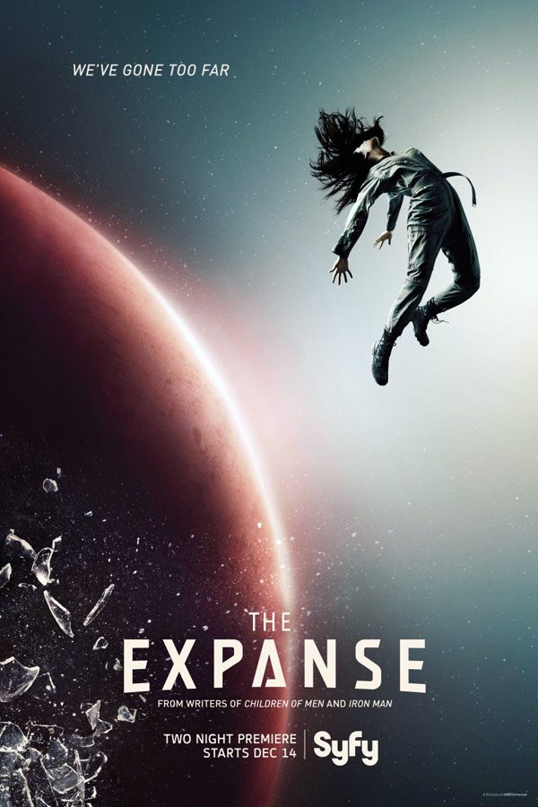 Us poster from the series The Expanse