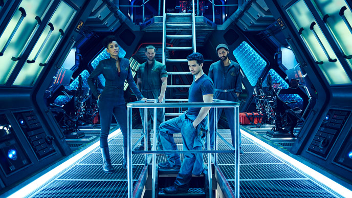 Photo de 'The Expanse' - ©2015 Alcon Entertainment - The Expanse (The Expanse) - cliquez sur la photo pour la fermer