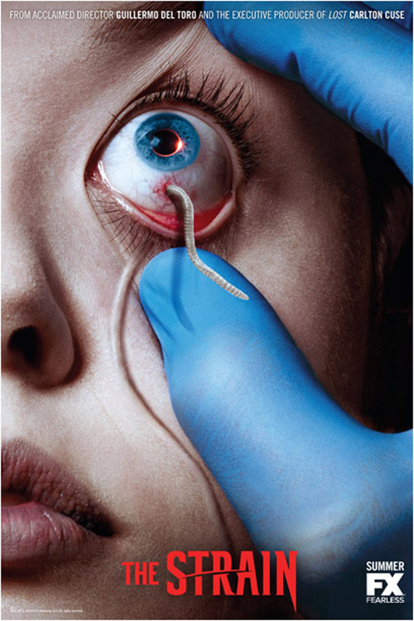 Us poster from the series The Strain