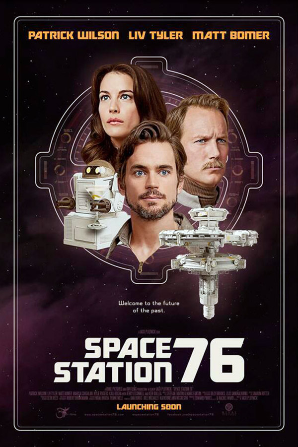 Us poster from the movie Space Station 76