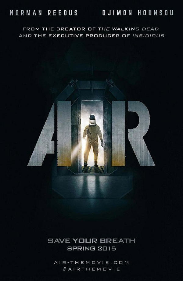 Us poster from the movie Air