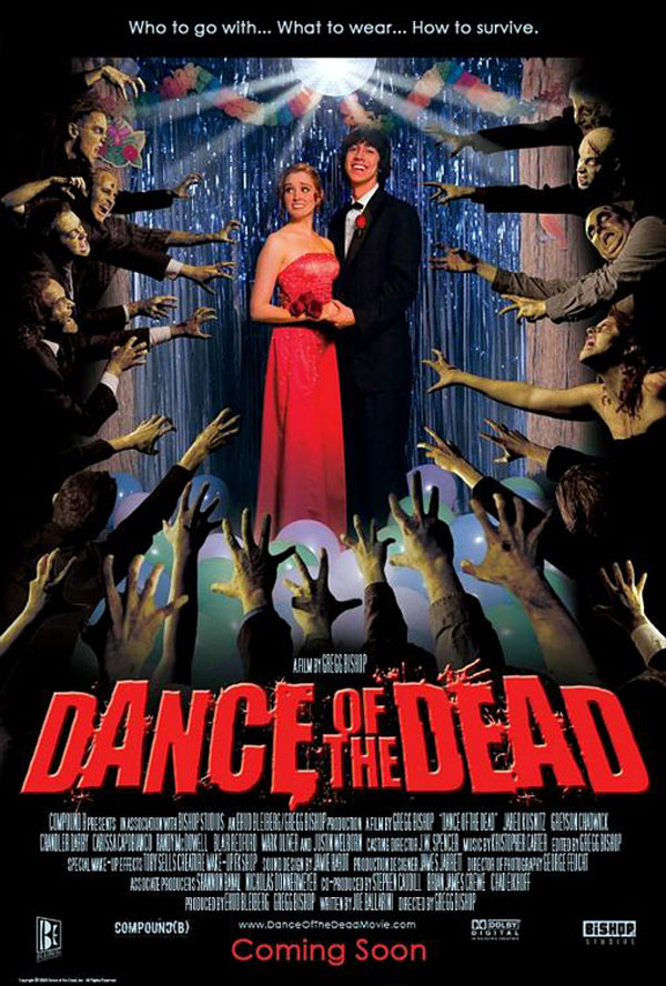 Affiche américaine de 'Dance of the Dead'