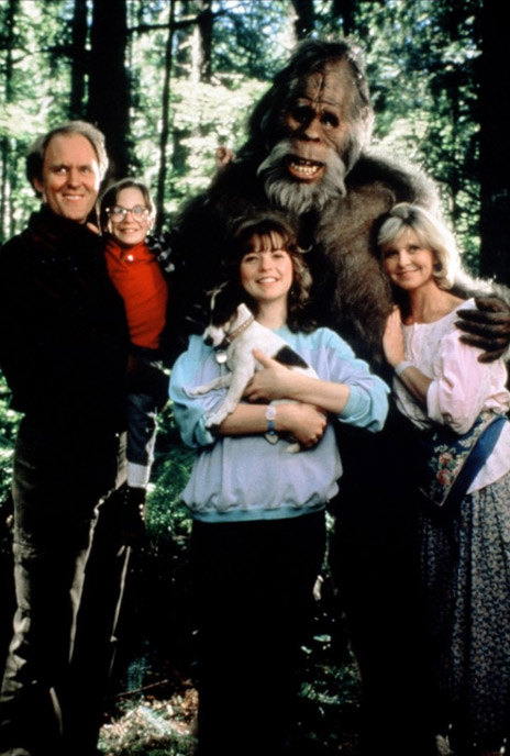 Photo de 'Bigfoot et les Henderson' - ©1987 Universal Pictures - Bigfoot et les Henderson (Harry and the Hendersons) - cliquez sur la photo pour la fermer