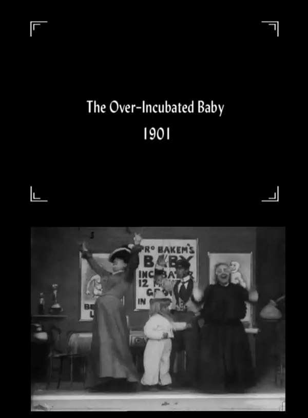 Unknown artwork from the movie An Over-Incubated Baby