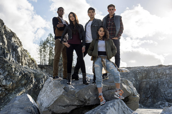Photo de 'Power Rangers' - ©2017 Lionsgate - Power Rangers (Power Rangers) - cliquez sur la photo pour la fermer