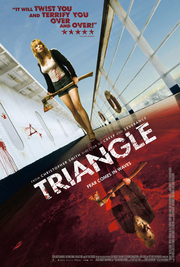 Unknown poster from the movie Triangle