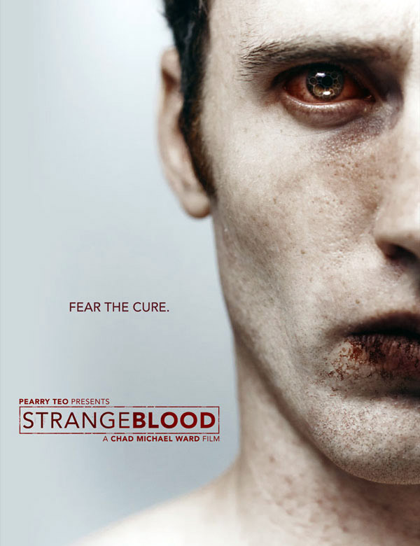 Us poster from the movie Strange Blood