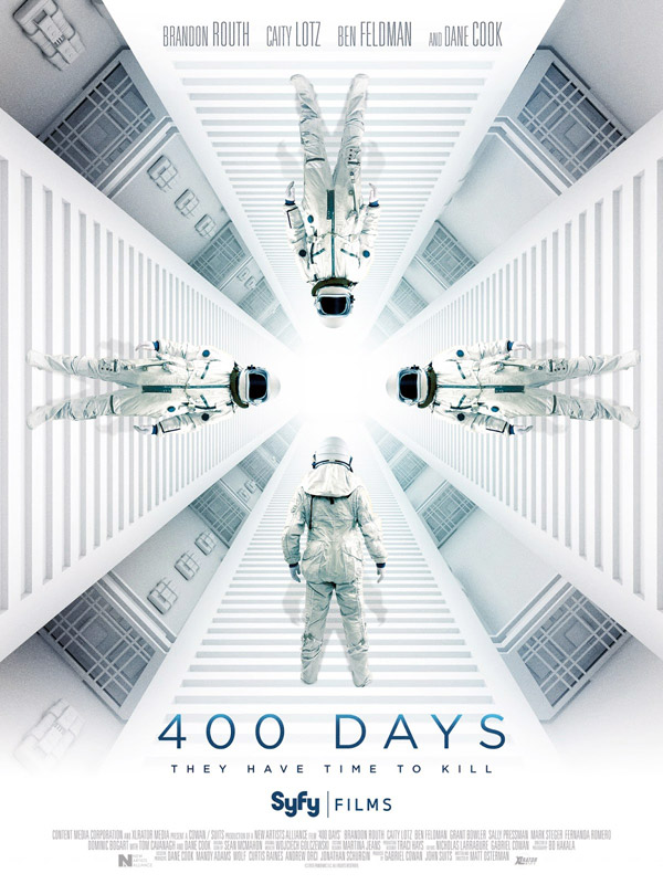 Us poster from the movie 400 Days