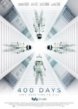 Movie poster from 400 Days, in theaters on January 12, 2016