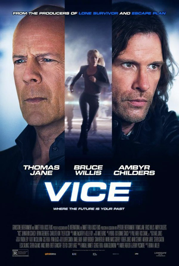 Us poster from the movie Vice