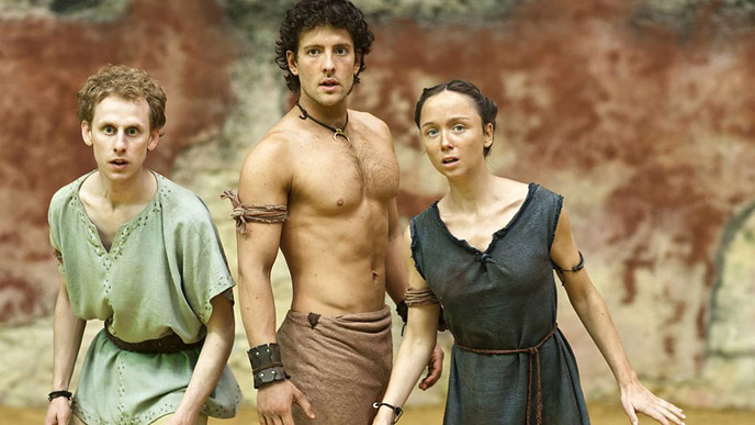 Photo de 'Atlantis' - ©2013 BBC - Atlantis (Atlantis) - cliquez sur la photo pour la fermer