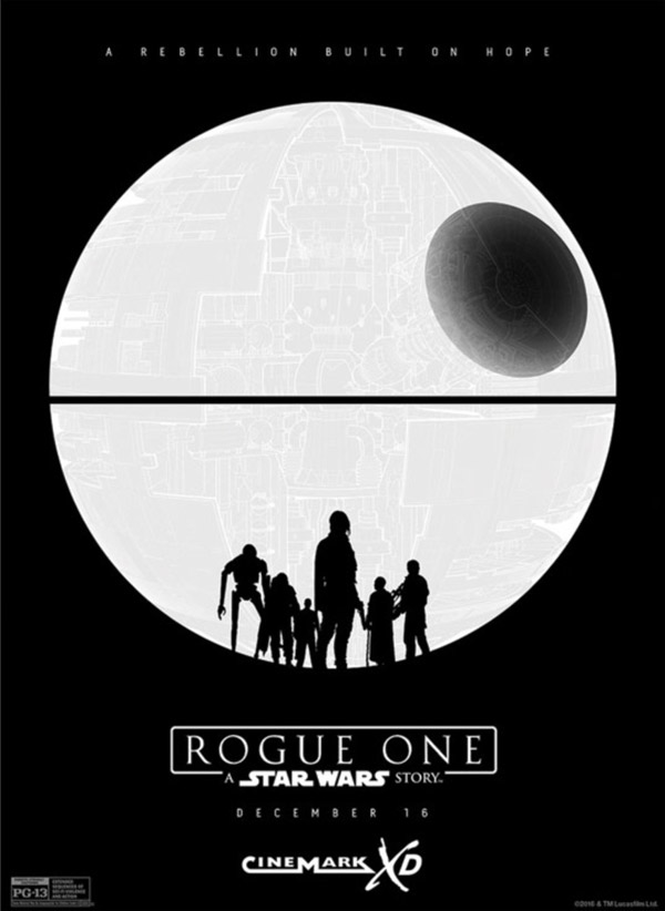Us poster from 'Rogue One: A Star Wars Story'