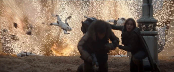 Photo de 'Rogue One: A Star Wars Story' - ©2015 Lucasfilm - Rogue One: A Star Wars Story (Rogue One: A Star Wars Story) - cliquez sur la photo pour la fermer
