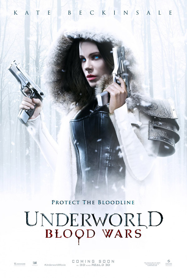 Us poster from 'Underworld Blood Wars'