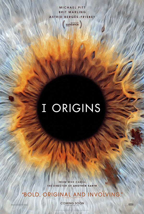 Us poster from the movie I Origins
