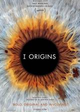 Movie poster from I Origins, in theaters on July 18, 2014
