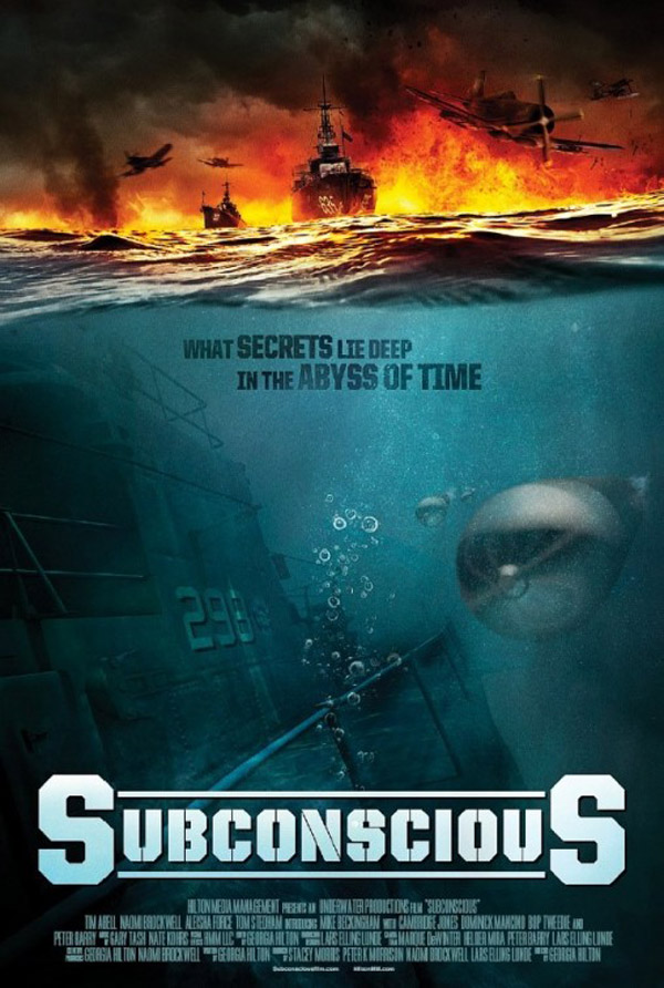 Us poster from the movie Subconscious