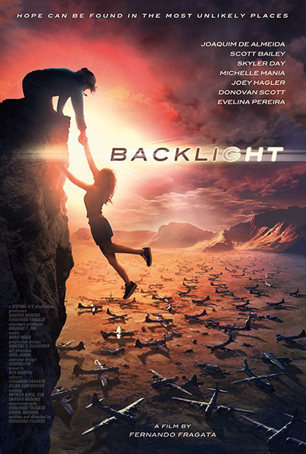 Us poster from the movie Backlight