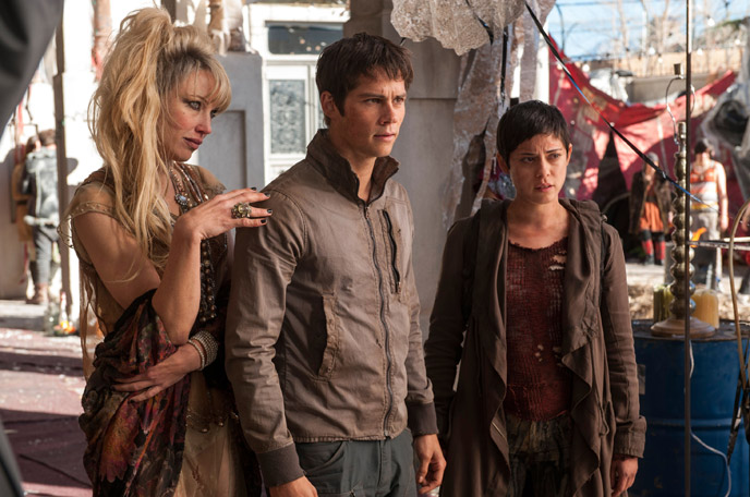 Photo de 'Le labyrinthe : la terre brûlée' - ©2015 20th Century Fox - Le labyrinthe : la terre brûlée (Maze Runner: The Scorch Trials) - cliquez sur la photo pour la fermer