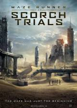 Movie poster from Maze Runner: The Scorch Trials, in theaters on September 18, 2015
