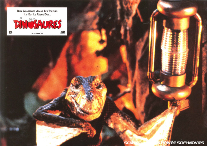Photo de 'Dinosaures' - ©1991 Smart Egg Pictures - Dinosaures (Adventures in Dinosaur City) - cliquez sur la photo pour la fermer