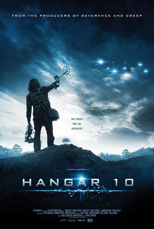 Us poster from the movie Hangar 10