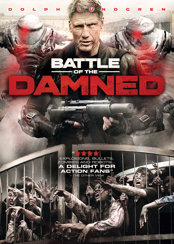 Us poster from the movie Battle of the Damned