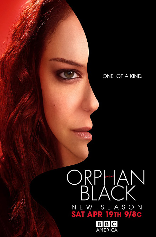 Unknown poster from the series Orphan Black