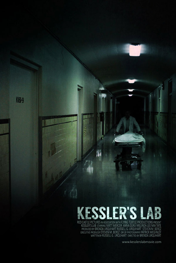 Us poster from the movie Kessler's Lab