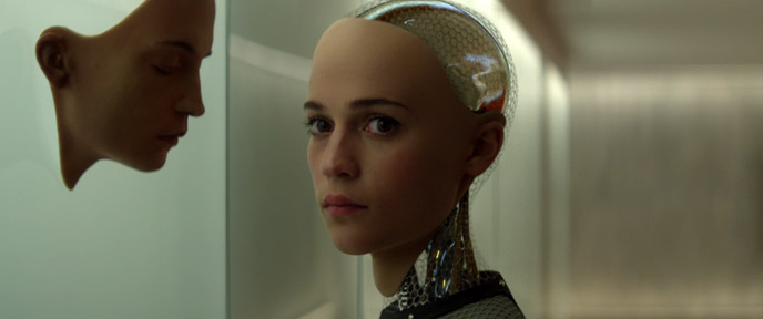 Photo de 'Ex Machina' - ©2015 DNA Films - Ex Machina (Ex Machina) - cliquez sur la photo pour la fermer