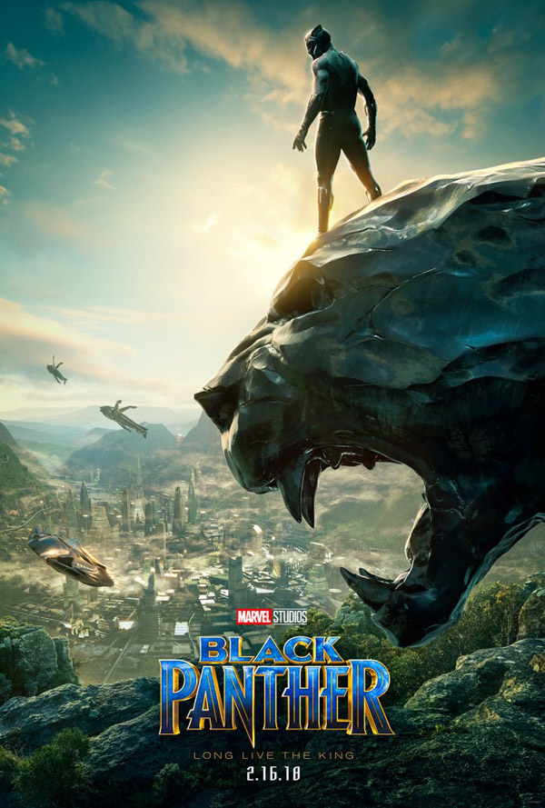 Us poster from 'Black Panther'