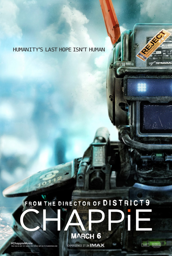 Us poster from the movie Chappie