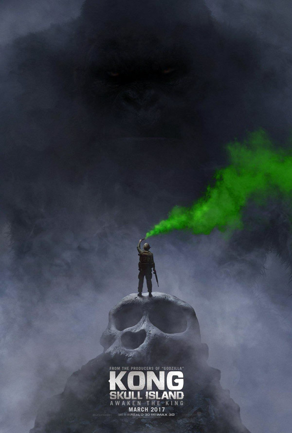 Us poster from 'Kong: Skull Island'