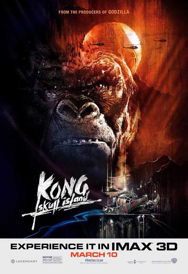 Us poster from 'Kong: Skull Island' - click on the poster to close it