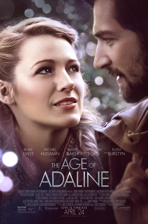 Us poster from the movie The Age of Adaline