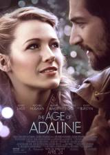Movie poster from The Age of Adaline, in theaters on April 24, 2015