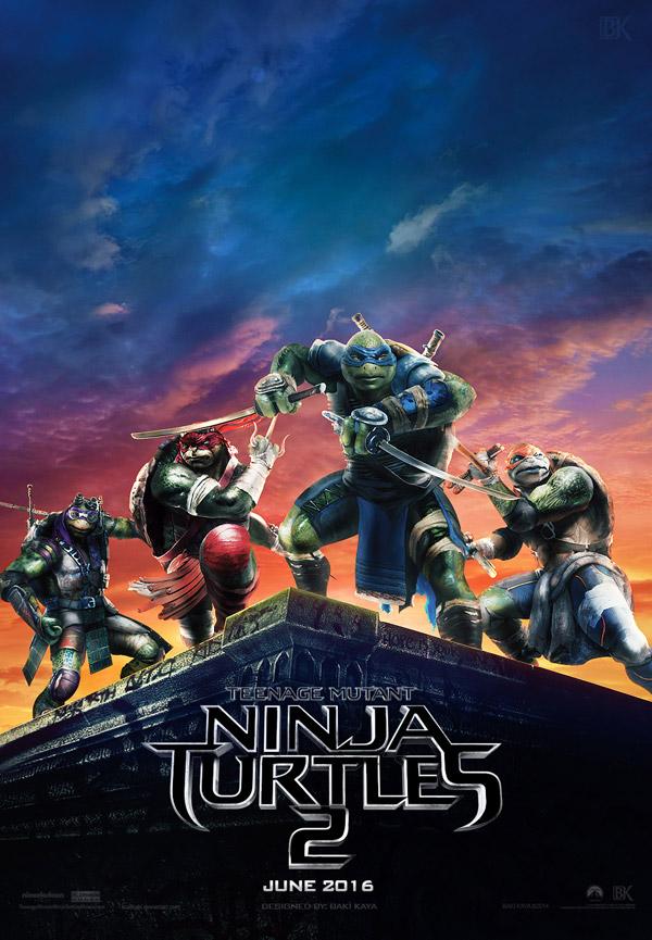 Teenage Mutant Ninja Turtles Out Of The Shadows Full Movie