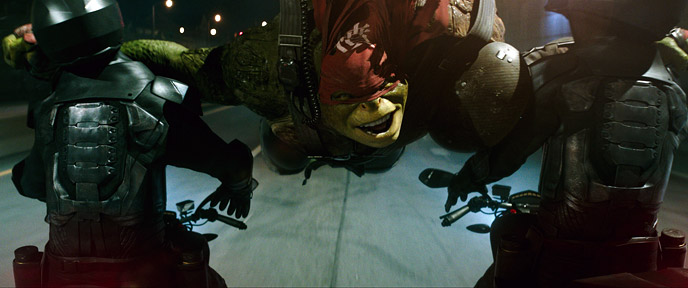 Photo de 'Ninja Turtles 2' - ©2016 Paramount - Ninja Turtles 2 (Teenage Mutant Ninja Turtles: Out of the Shadows) - cliquez sur la photo pour la fermer