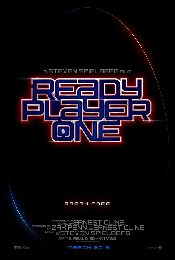 Us poster from the movie Ready Player One