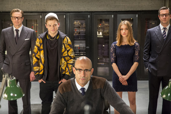 Photo de 'Kingsman : services secrets' - ©2014 20th Century Fox - Kingsman : services secrets (Kingsman: The Secret Service) - cliquez sur la photo pour la fermer