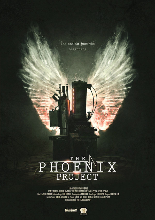 Us poster from the movie The Phoenix Project